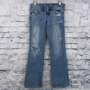 American Eagle Favorite Boyfriends Jeans 09250